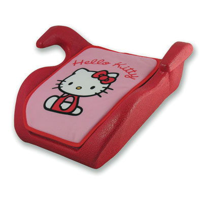 ASIENTO ELEVADOR GR3 HELLO KITTY 077007