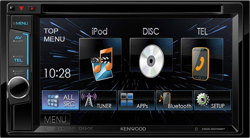 KENWOOD DDX 4015BT