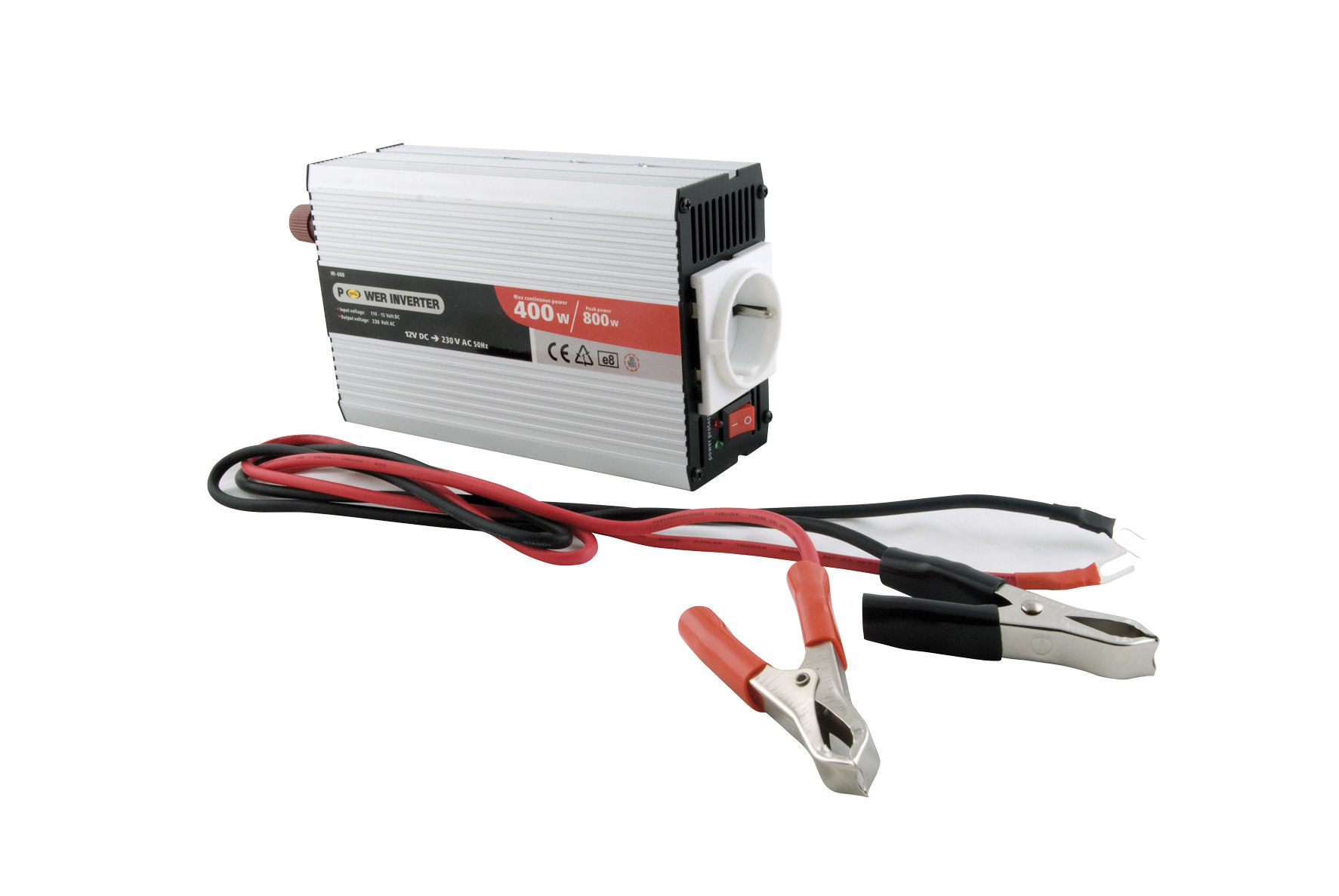 Imagen de transformador power inverter 300w usb pwi8307