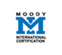 Moody International Certification